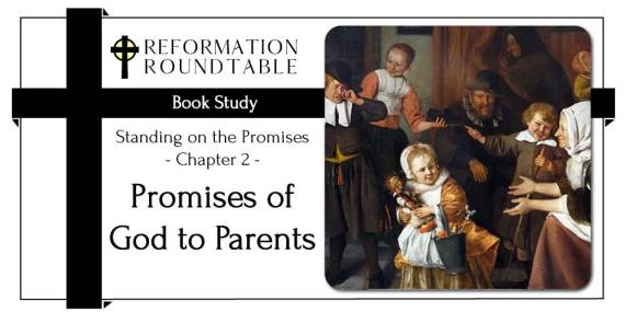 promises of God to parents
