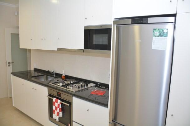 kitchen & fridge