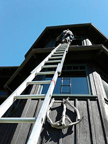 ladder work