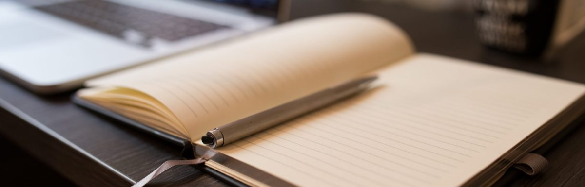 Why Professional Writers Need a Blog