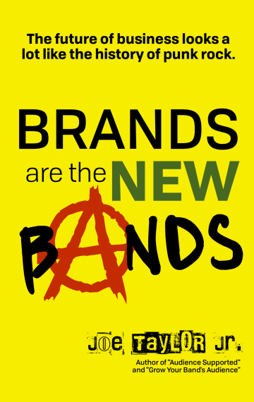 Brands Are the New Bands
