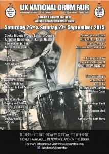 UK National Drum Fair