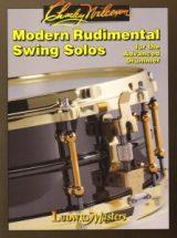 Charley Wilcoxon - Rudimental Swing Solos Cover