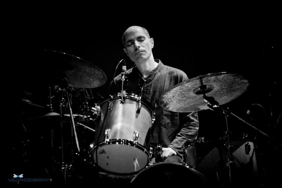 Drummer Asaf Sirkis