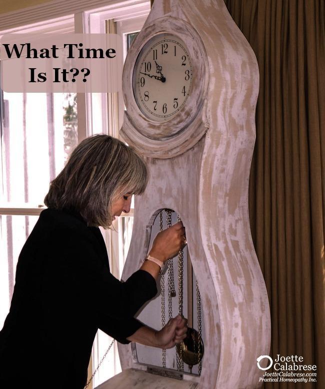 Daylight Savings Time, Homeopathy