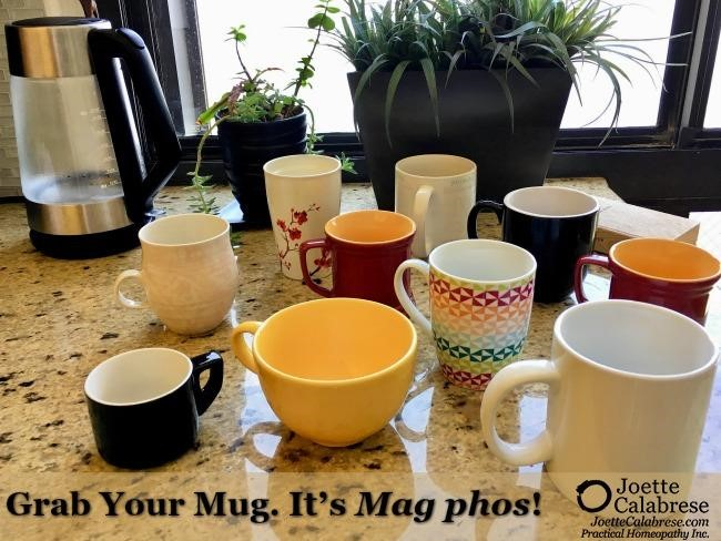 Cell Salt Series: Grab Your Mug; It's Mag Phos !