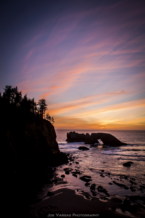 Thunder Cove - Oregon Coast