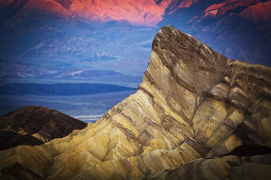 Majestic peak...