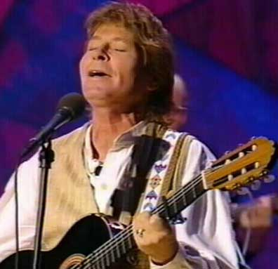 John Denver during Wildlife Concert video
