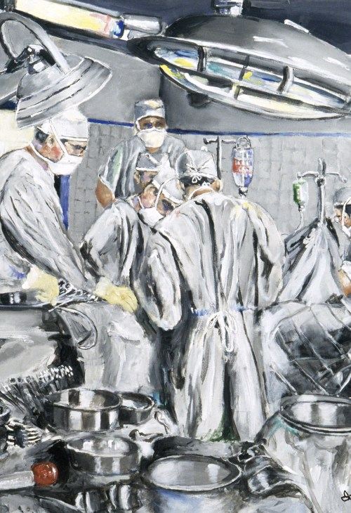 Surgeons as Hero's in Surgery