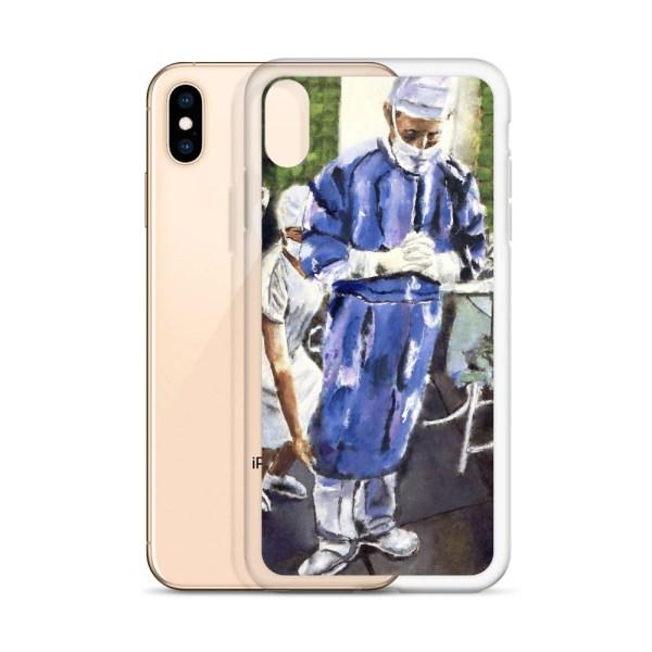 Surgeon art phone case