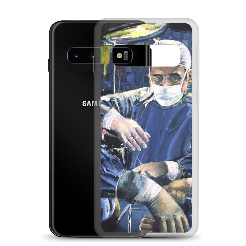 Magic Hands of the Surgeon Samsung Phone Case