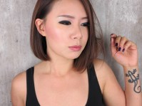 Femme Boulevard_Graphic Liner Editorial Look (2)