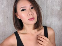 Femme Boulevard_Graphic Liner Editorial Look (4)
