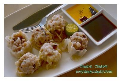 Cantonese Pork Siu Mai