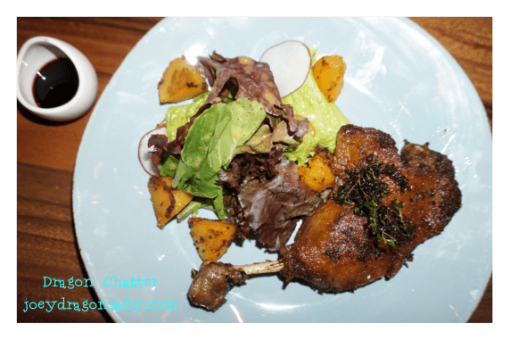 Aged Duck Confit 865php
