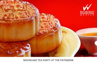 Mooncake Tea Party