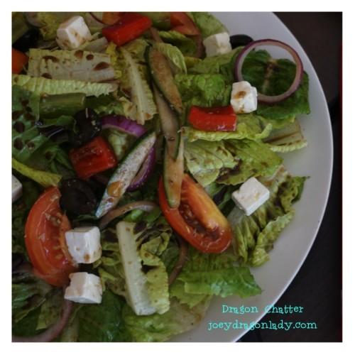 Greek Farmer`s Salad