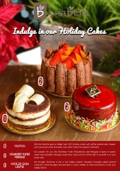 Holiday_Cakes Poster