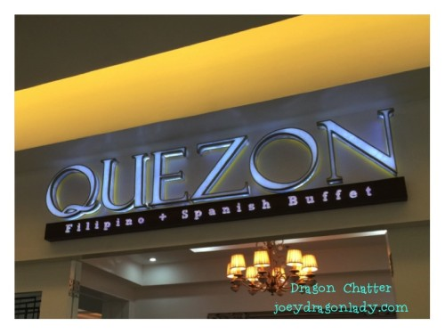 Quezon Buffet 1