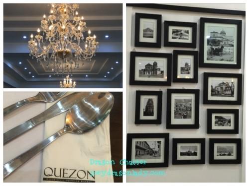 Quezon Buffet Decore