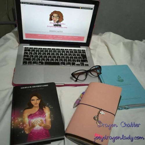BDJ Power Planner, BDJ Quest Journal and CBTL Giving Journal