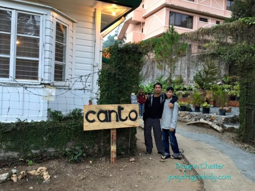 Canto Baguio Dragon Chatter