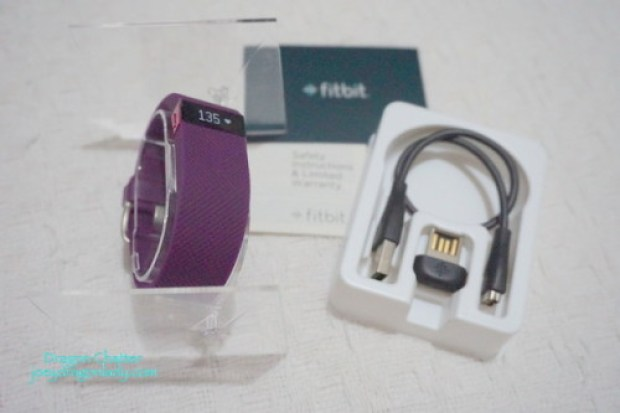 Fitbit Charge HR Review Dragon Chatter