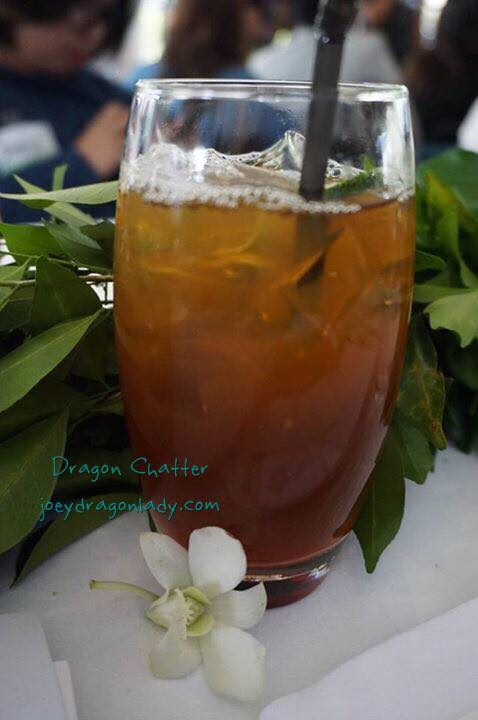 Blackbird Iced Tea