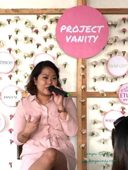 Project Vanity Liz Lanuzo