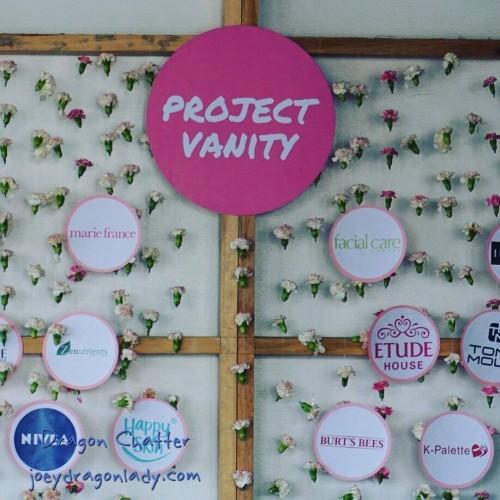 Project Vanity Logo
