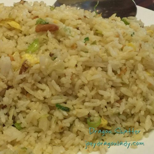 Bistro Charlemagne Fried Rice
