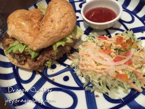 Cafe Breton Breton Burger