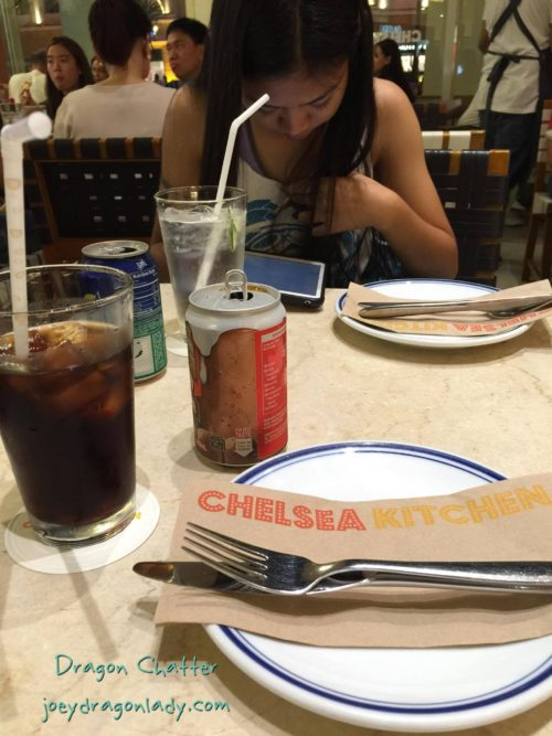 Chelsea Kitchen with Raffy