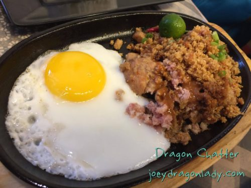 Spicy Chicken Sisig Sisig Society