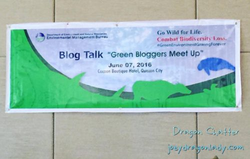 Green Bloggers 1