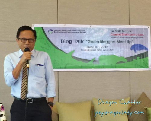 Green Bloggers Howie Severino