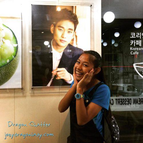 Noonsaram Korean Dessert Cafe Raffy