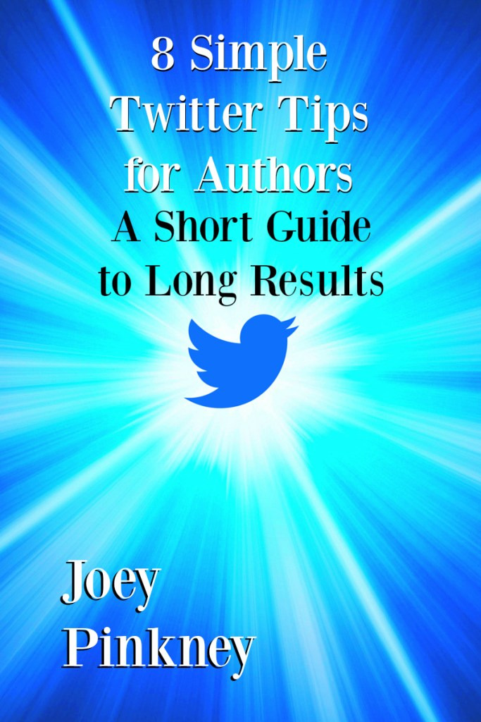 Book Cover: 8 Simple Twitter Tips for Authors