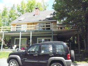Jake's house