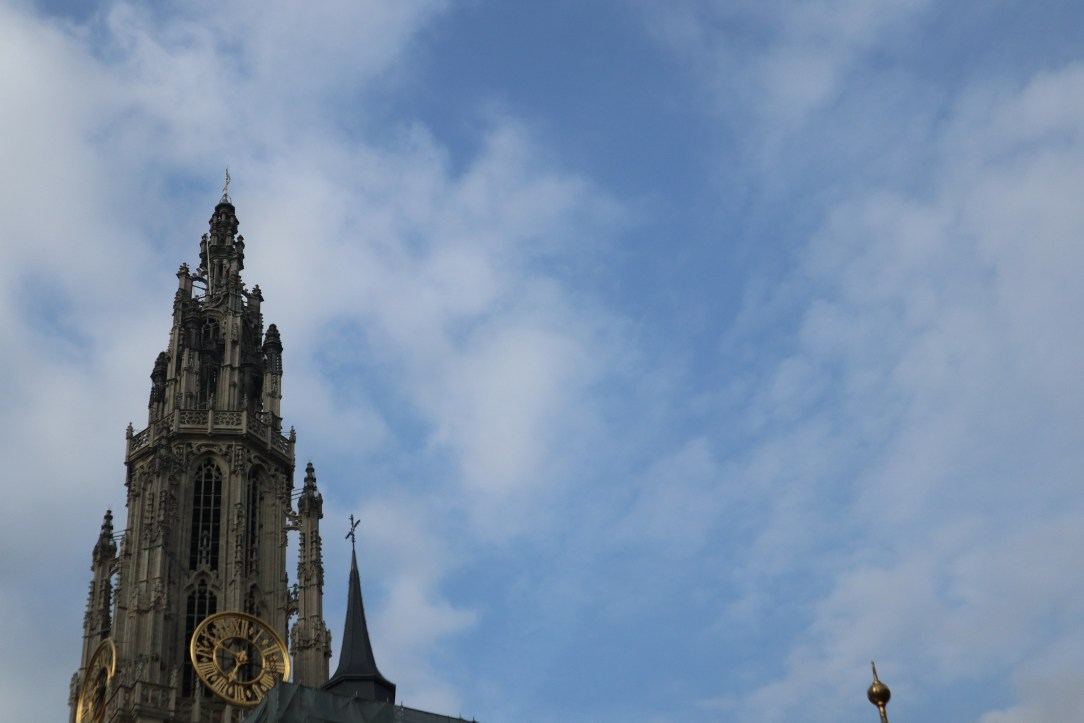 Antwerp's Cathedral of our Lady