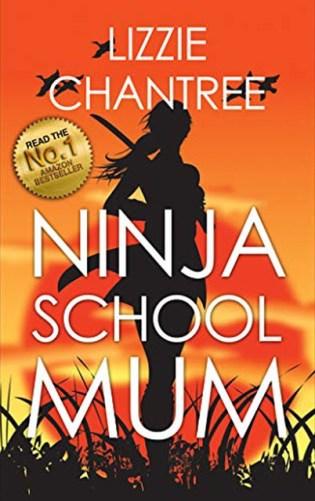 Ninja School Mum Book Cover