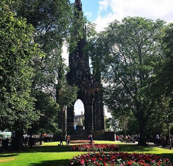 Vicky's Edinburgh 2