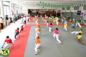 Capoeira Paris Jogaki 2014 - competition pour enfants danse et sport jogaventura051 [L1600]