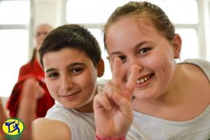 Jogaki Capoeira Paris 2014 - stage pour enfants danse sport jogaventura025 [L1600]