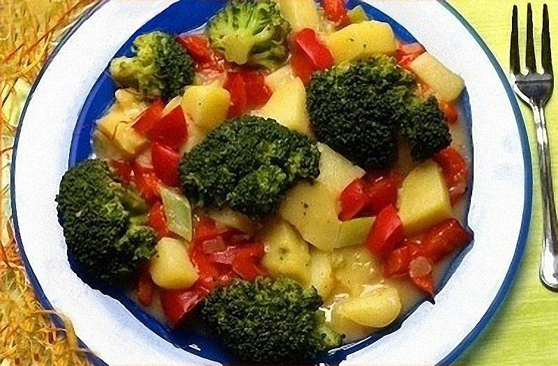 Šarene povrće