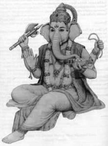 Shri Ganesha meditáció