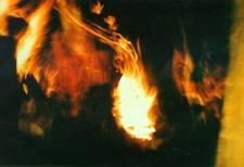 tűz meditáció