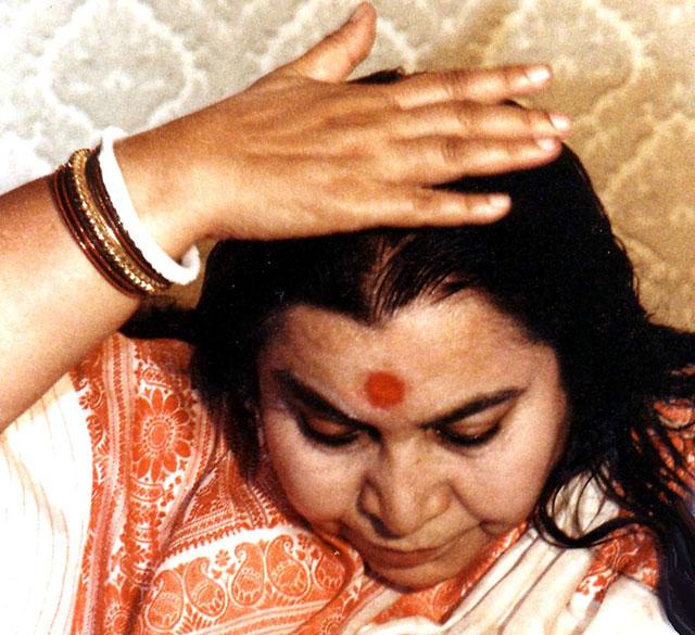Szahaszrara meditáció