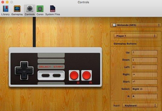 Como configurar controles no Multi-Emulador para Mac Os